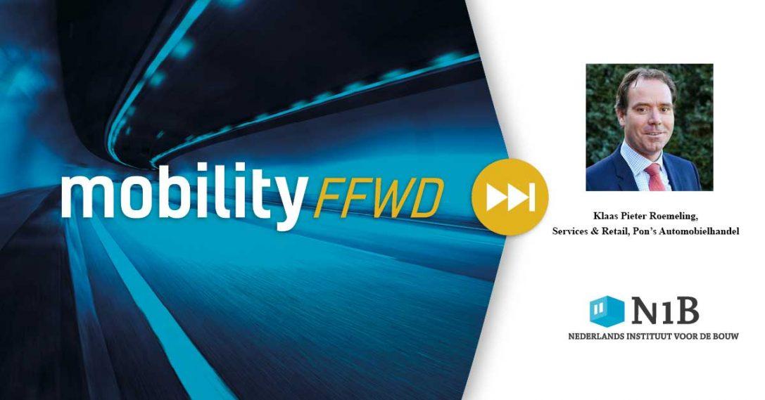 🎙️ Podcast: Klaas Pieter Roemeling, Senior Vice President Mobility Services & Retail, Pon's Automobielhandel